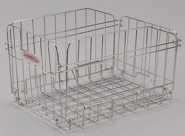 自転車の 自転車 荷台 かご : -R700|自転車用バスケット(か ...